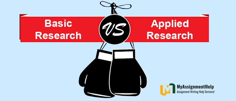 Basic Vs Applied Research